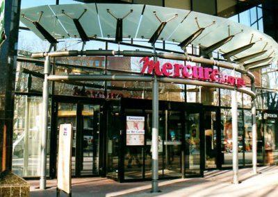 Hotel Mercure - Hall d'entrée