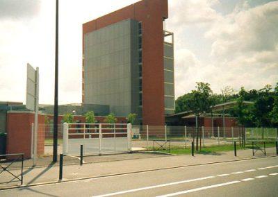 Lycée Hôtelier -cassettes habillage