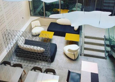 mobilier hotel Paris